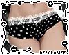 o|Lace.Polka Panties