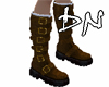 TR Boots: Classic brown