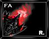 (FA)SpikedShlder R Red