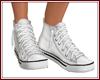 White Kicks F
