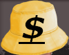 Lemon bucket hat..