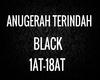 Anugerah Terindah-Black