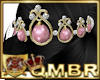 QMBR Crown Pearl Diamond