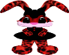 RED CHEETA FEMALE BUNNY