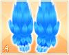 A| Blue Leg Fluff