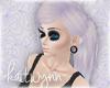 rain hair | lavender