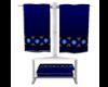 Sapphire Star Towel Rack