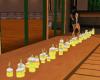 [ST]Candle Line Melting
