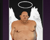 Male Angels Fun Funny LOL Hilarious