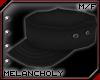Military Cap: Black M/F