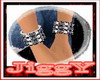 JiggY Gems BW Bracelet-L