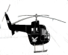 Playboy Bunny Helicopter