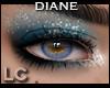 LC Diane Smokey Ice Blue