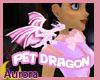 Crystal's Pet Dragon