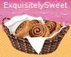 Cinnamon Buns Basket