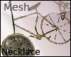 +Bicycle Necklace+