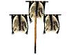 Dragonwolf Flag