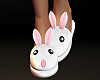 cute bunny slippers