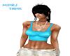 L| Minaj Tank | BLUE