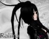 Long Black Horns