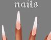 I love basic nails