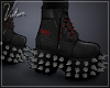 AGONY Spiked Boots