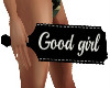 ~V~ Good/Bad Girl Paddle