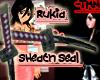 Rukia Sheath Seal Sword