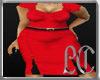 BBW~Red Pin Up