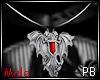 PB Vampire Bat Chain M
