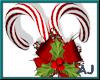 (A) Candy Cane Wreath