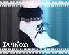 ◇Black Lace Socks