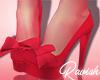 Unwrap Bow Shoes