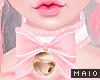 🅜 COW: pinku collar 3