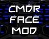 CMDR Face Mod