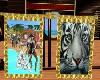 quadro alby gio tiger