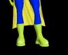 [ML]Yellow boots