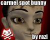 Carmel Spot Bunny Ears