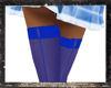 ! Stockings Blue