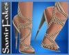 SF/Gold Heels