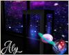 Earth Display Stand