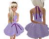 Kids Pur. Princess Dress