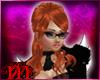 &m Kiera Fiery Red
