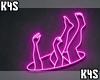 e Help |Neon Sign