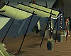 Tent Beach boho