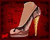 -A- Chocolate Heels
