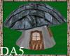 (A) Blue Mushroom