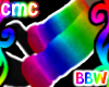 CMC* R-bow Monster Boots