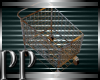 Rusted Grocery Cart