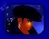 foxy midnite blue hat&ha